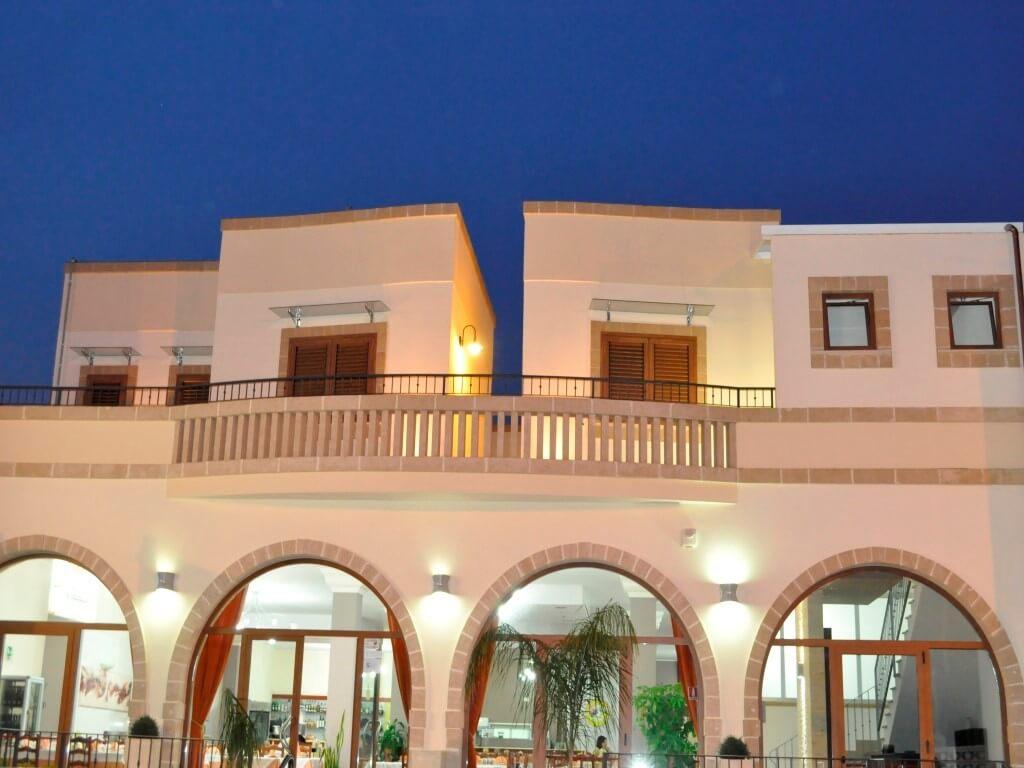 Albergo Roma Lido Marini Hotel nel Salento